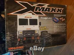 Traxxas Xmaxx De Limited Edition Snap-on Outil De Camion Tout Neuf Jamais Ouvert