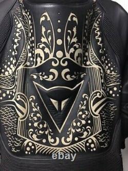 Très Rarebrand New Dainese Tattoo Limited Edition Costume En Cuir