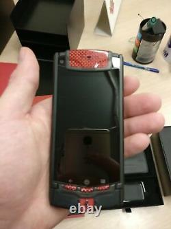 Vertu Ti Ferrari Limited Edition Mobile Phone 100% Original Brand New En Box