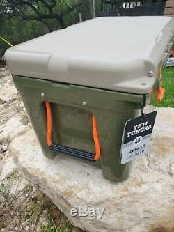 Yeti Limited Edition High Country Tundra 45 Cooler Marque Nouveau