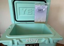 Yeti Roadie 20 Sea Mousse Green Cooler Edition Limitée Brand New Discontinued