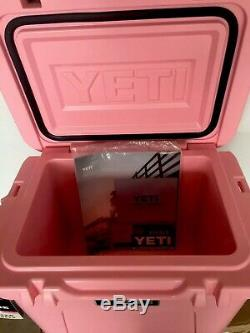 Yeti Roadie 20 Yeti Rose -breast Cancer Limited Edition Cooler. Brand New Withtags